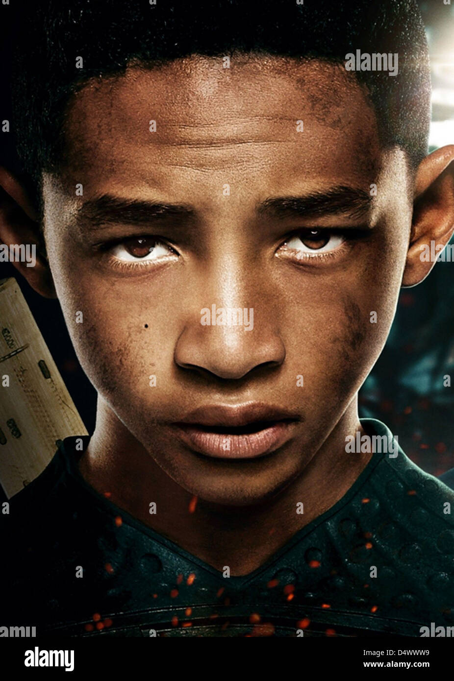 After Earth 2013 Columbia Pictures Film With Jaden Smith As Kitai Stock Photo Alamy