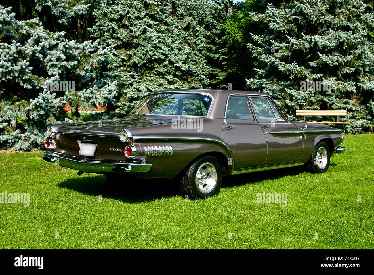 1962 Dodge Dart 330 Stock Photo Alamy