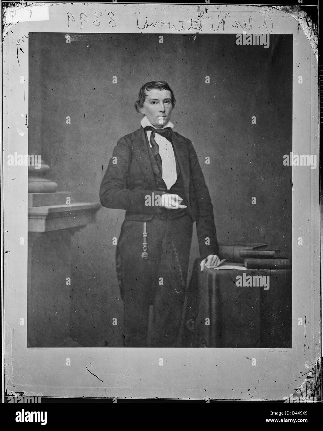 Honorable Alexander H. Stephens, Georgia, Vice President of Confederate  States Army - Stock