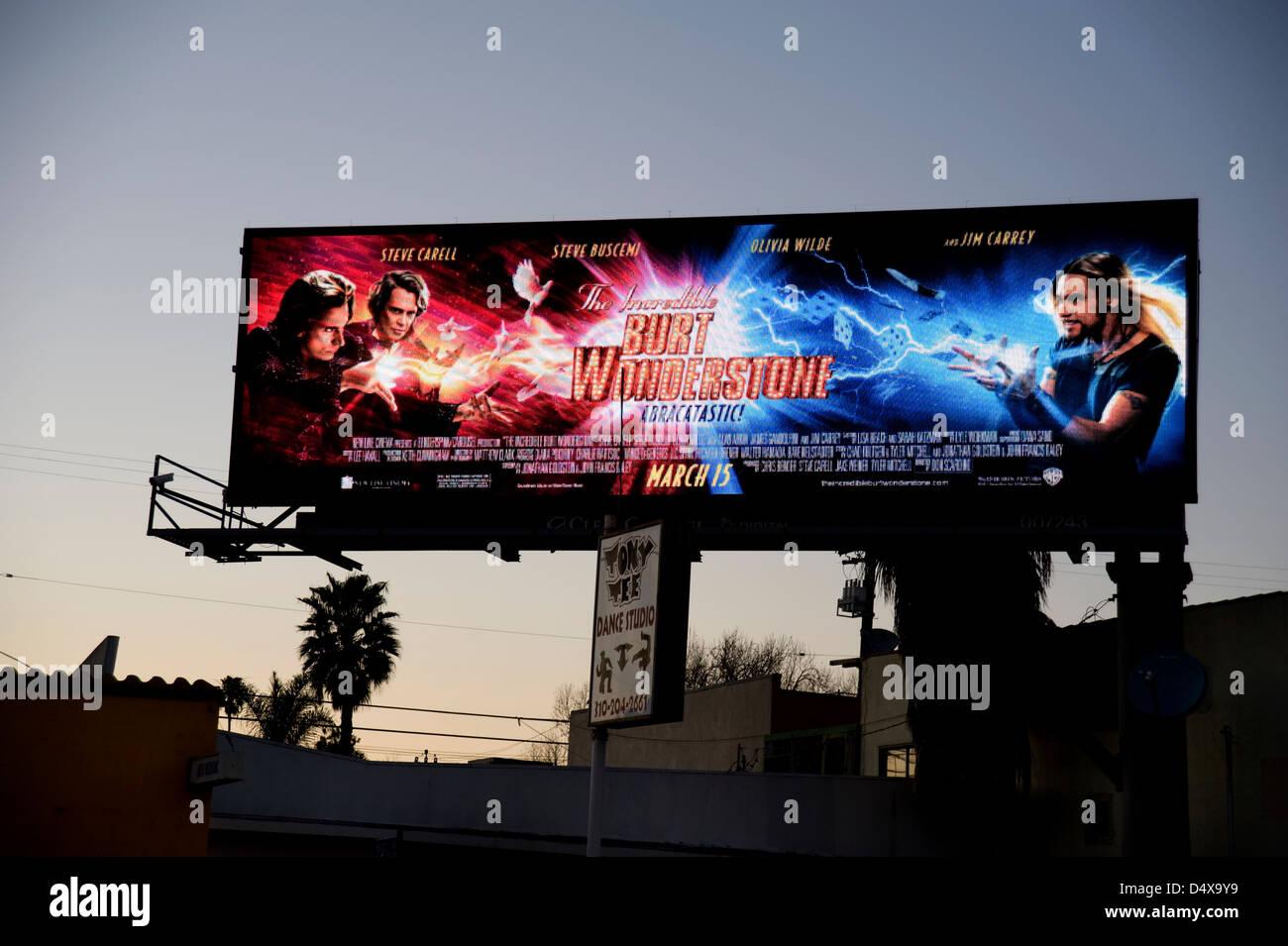 Advertising Film Billboard Stock Photos Amp Advertising Film