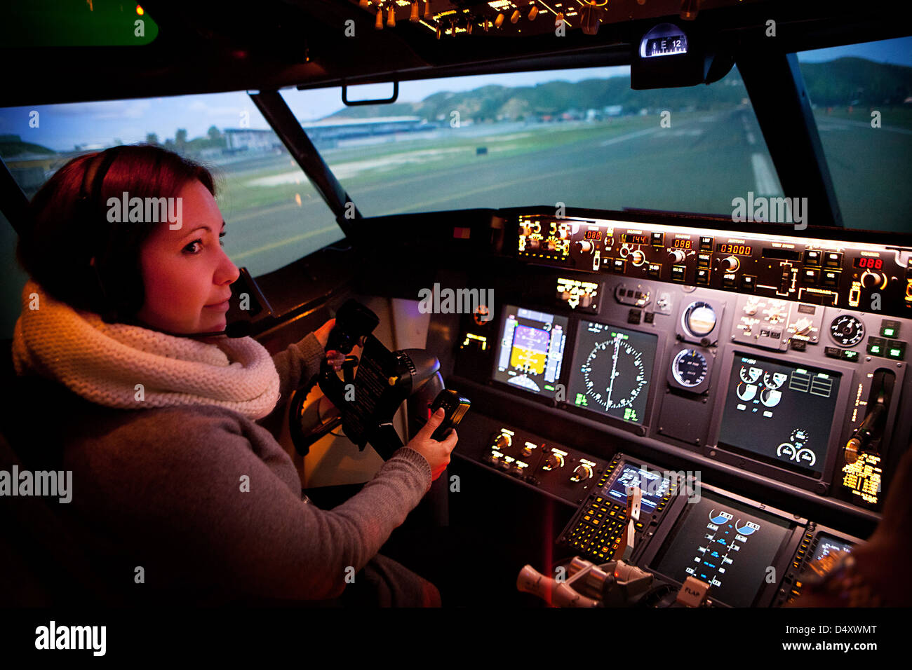 Fear Of Flying Plane Stock Photos & Fear Of Flying Plane