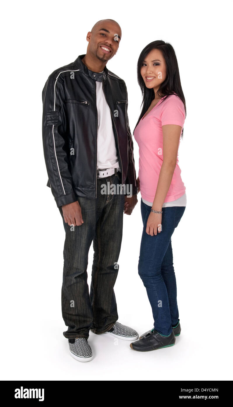 asian american ethnicity cut out stock images & pictures - alamy