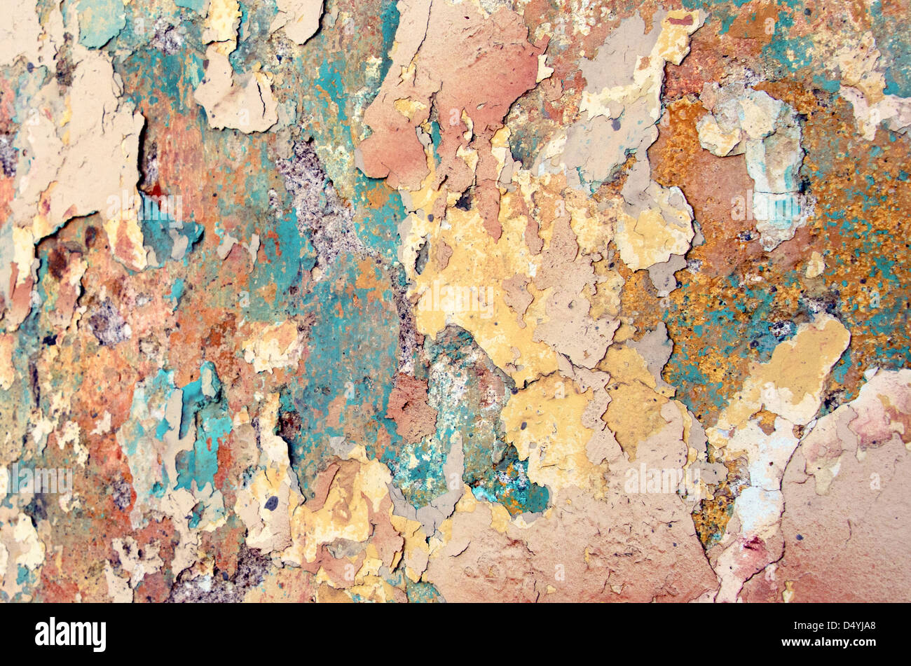 Layers Of Plaster Stock Photos & Layers Of Plaster Stock Images - Alamy