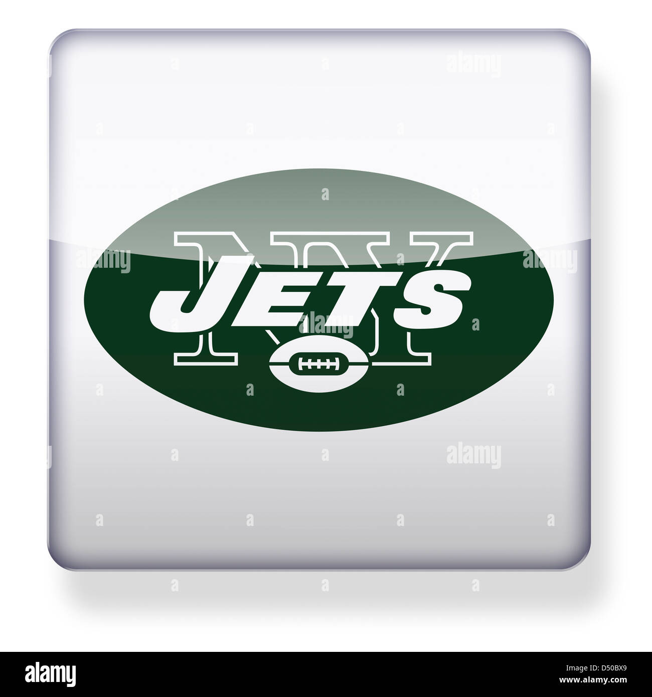 New York Jets Cut Out Stock Images Pictures Alamy