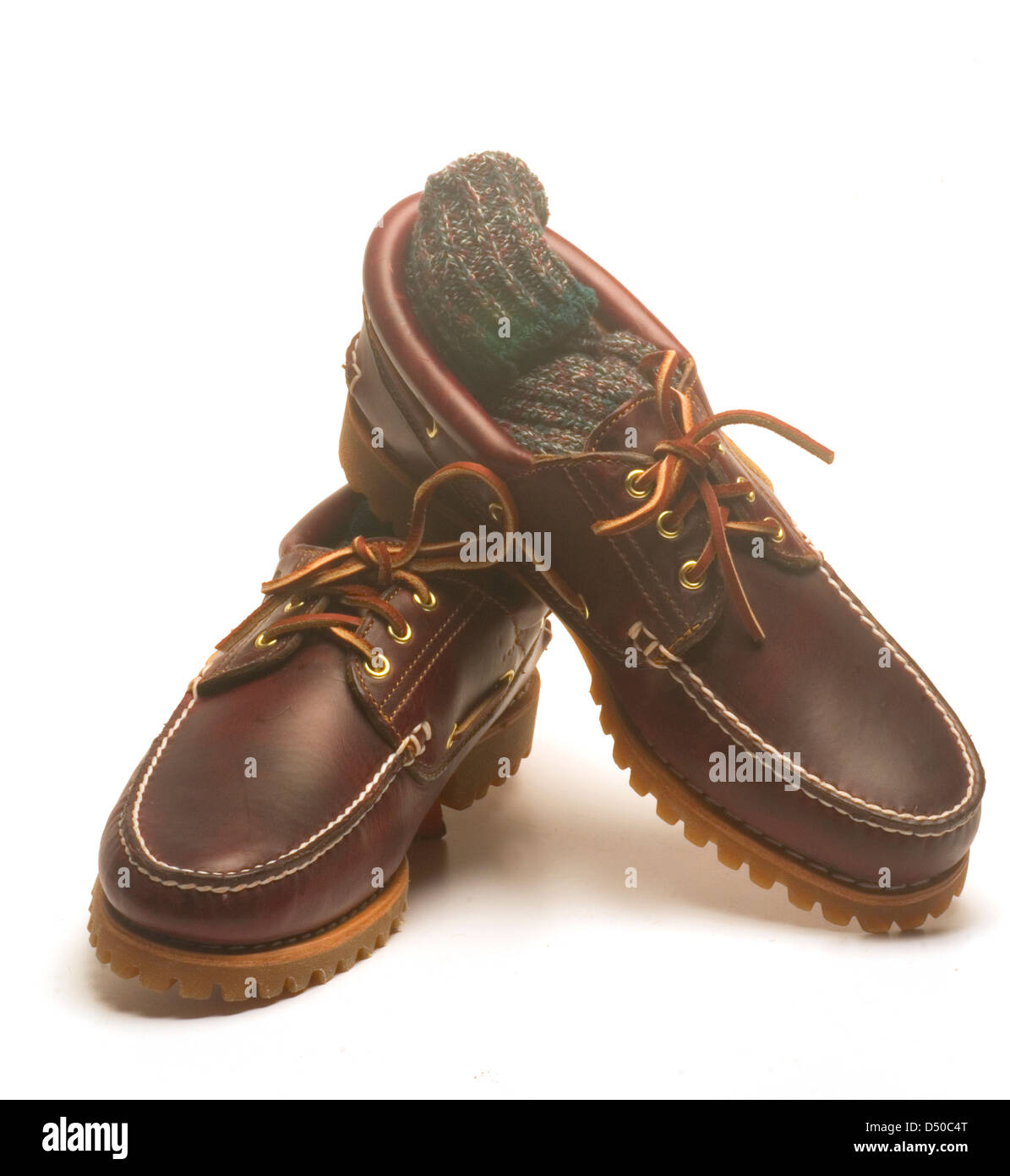 casual rugged moccasin style men