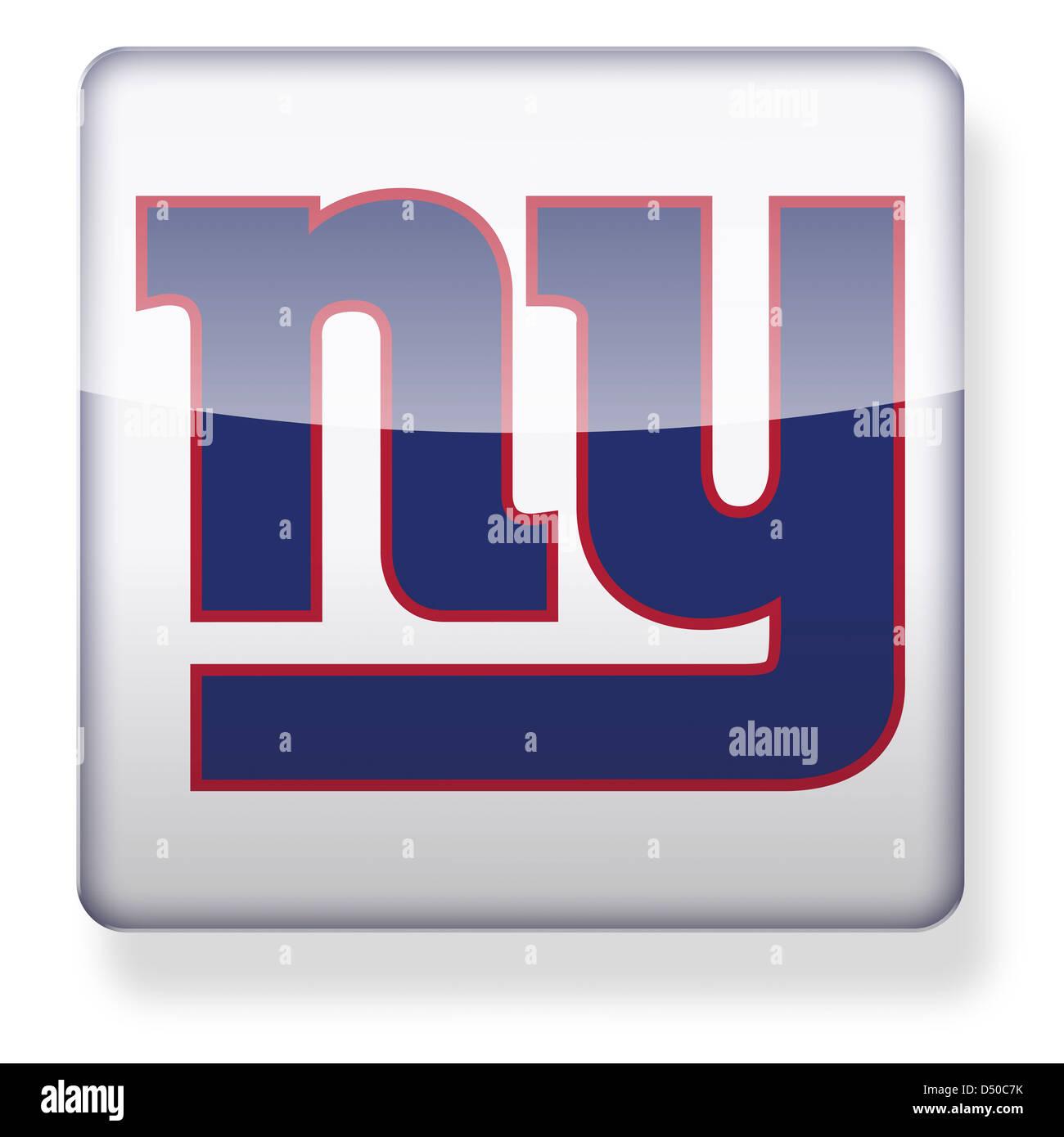New York Giants Logo Stock Photos New York Giants Logo