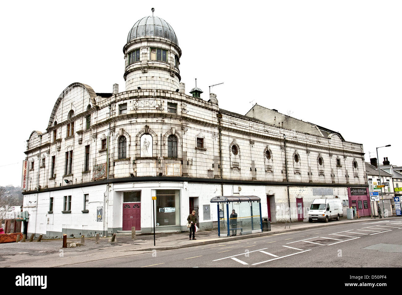 Abbeydale Picture House, Abbeydale Road Sheffield South Yorkshire England UK Europe - Stock Image