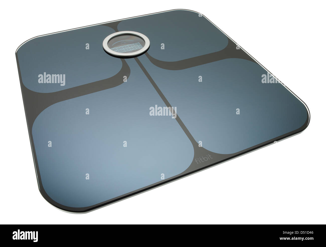 weighing scales stock image - Bathroom Scales