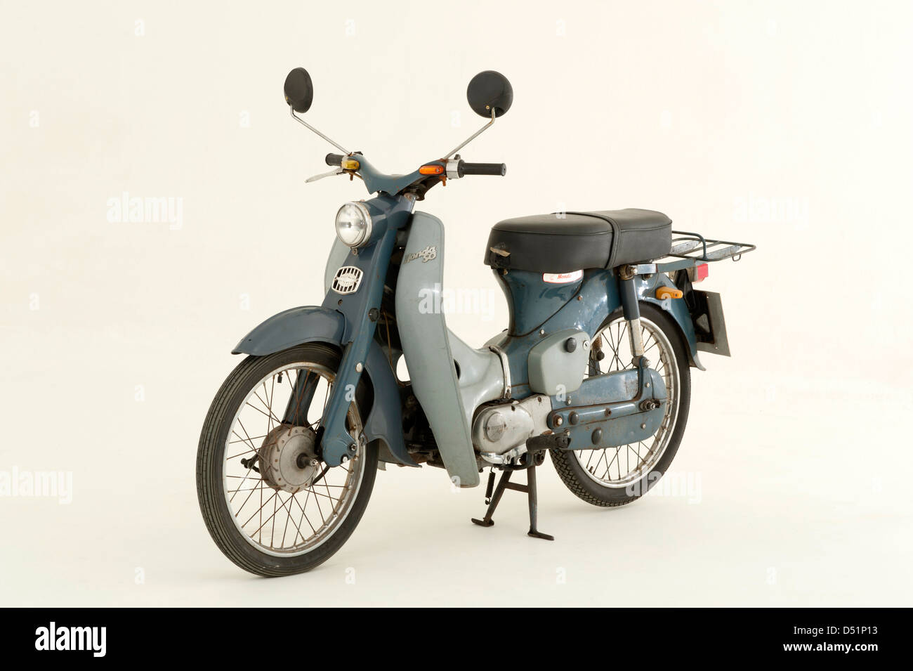 Japanese Scooter High Resolution Stock Photography And Images Alamy