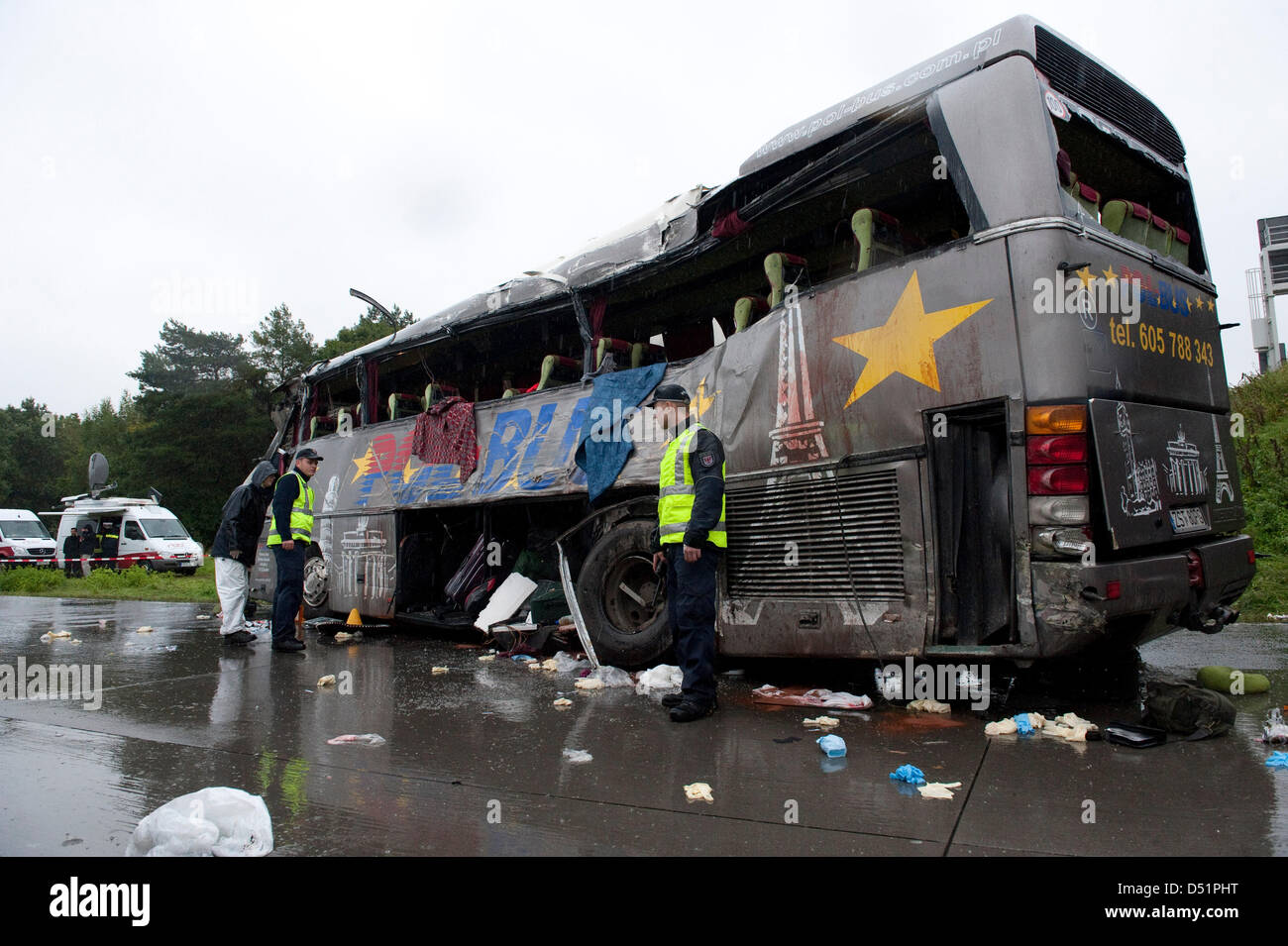 Bus Accident Stock Photos & Bus Accident Stock Images - Alamy