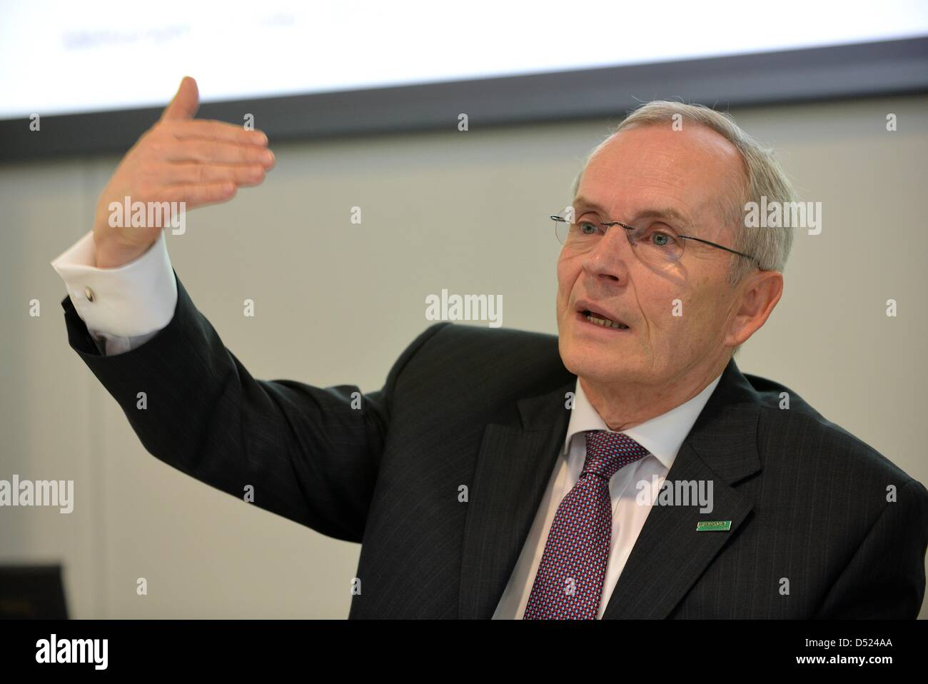 CEO of medical and pharmaceutical company B  Braun Melsungen Stock