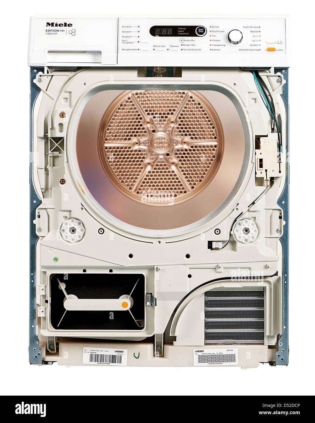 Miele Washing Machine Stock Photos Wiring Diagram Mashine Image
