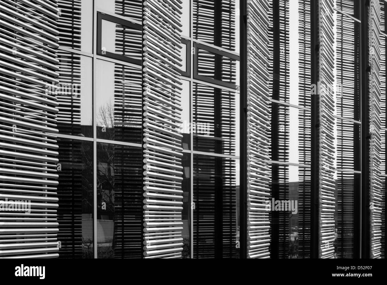 Cavendish Laboratory department of physics Cambridge University - Stock Image