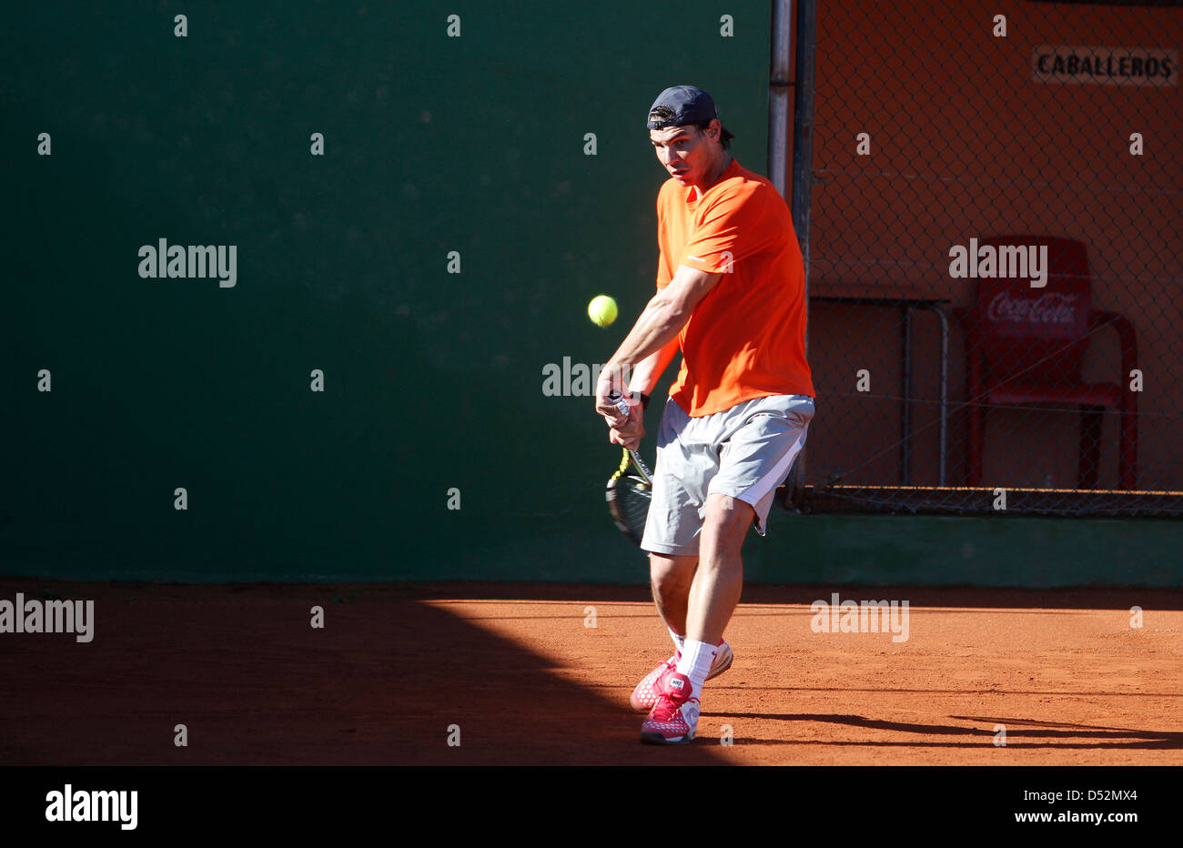 Page 2 Rafael Nadal Training High Resolution Stock Photography And Images Alamy
