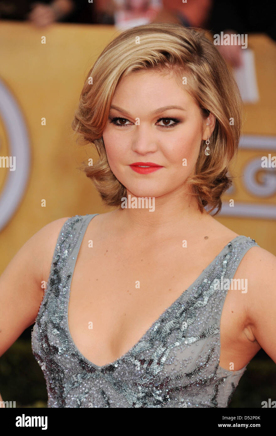 JULIA STILES  US film actress in January 2013. Photo Jeffrey Mayer - Stock Image