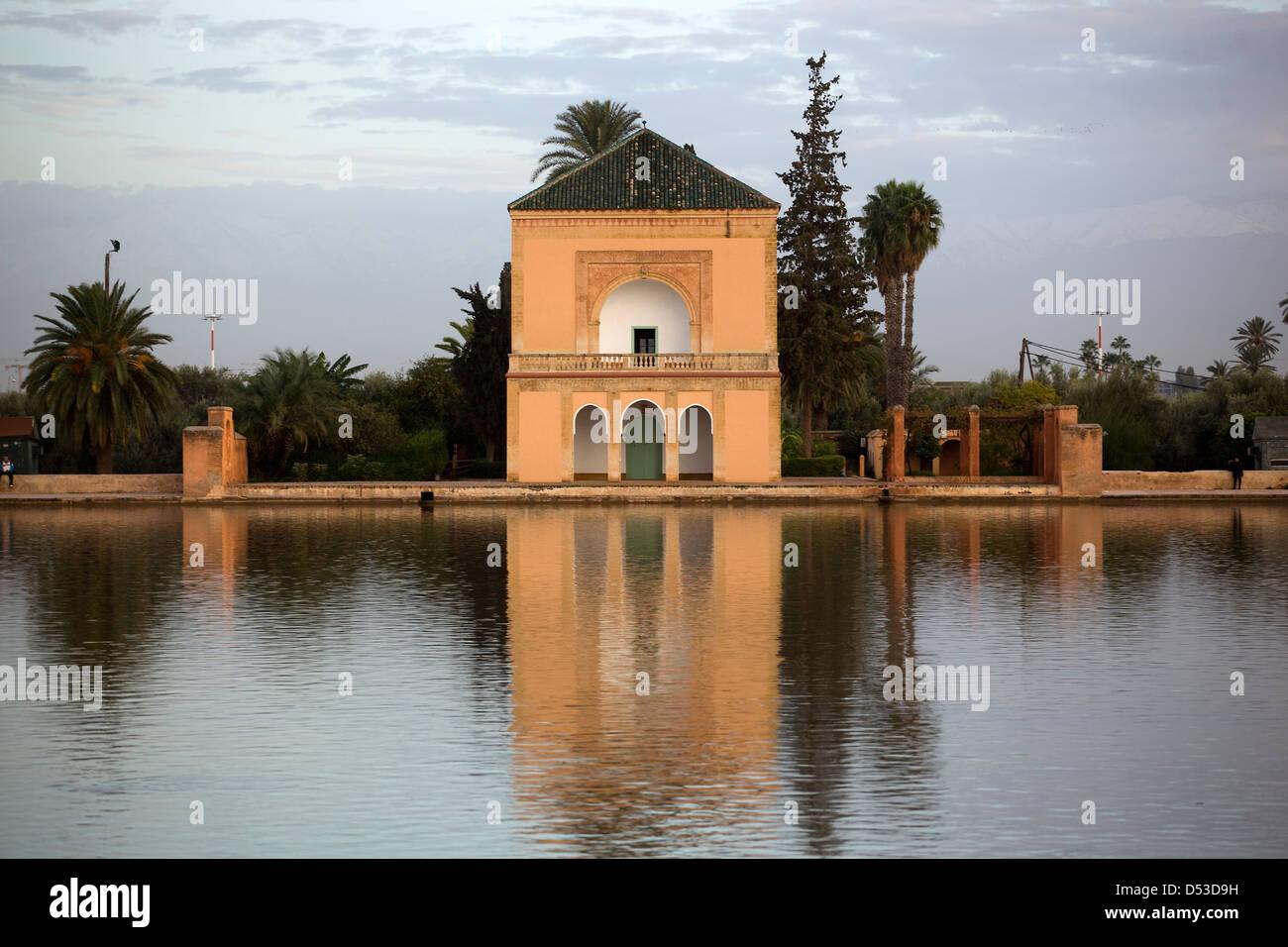 Menara Gardens, Marrakech, Morocco Stock Photo: 54780701 - Alamy