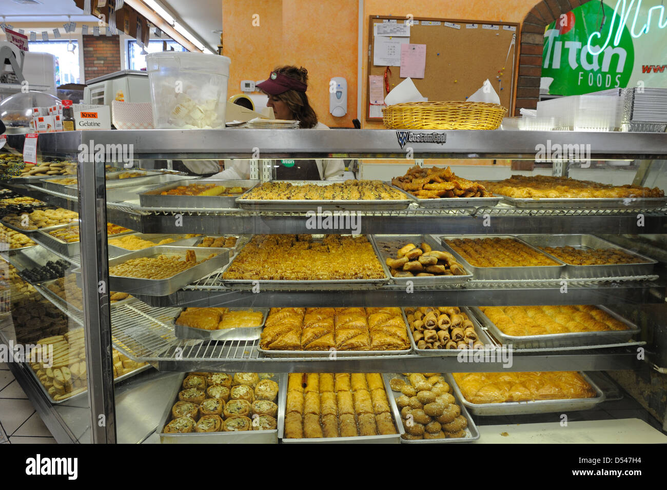 Pastries For Sale Stock Photos & Pastries For Sale Stock Images - Alamy