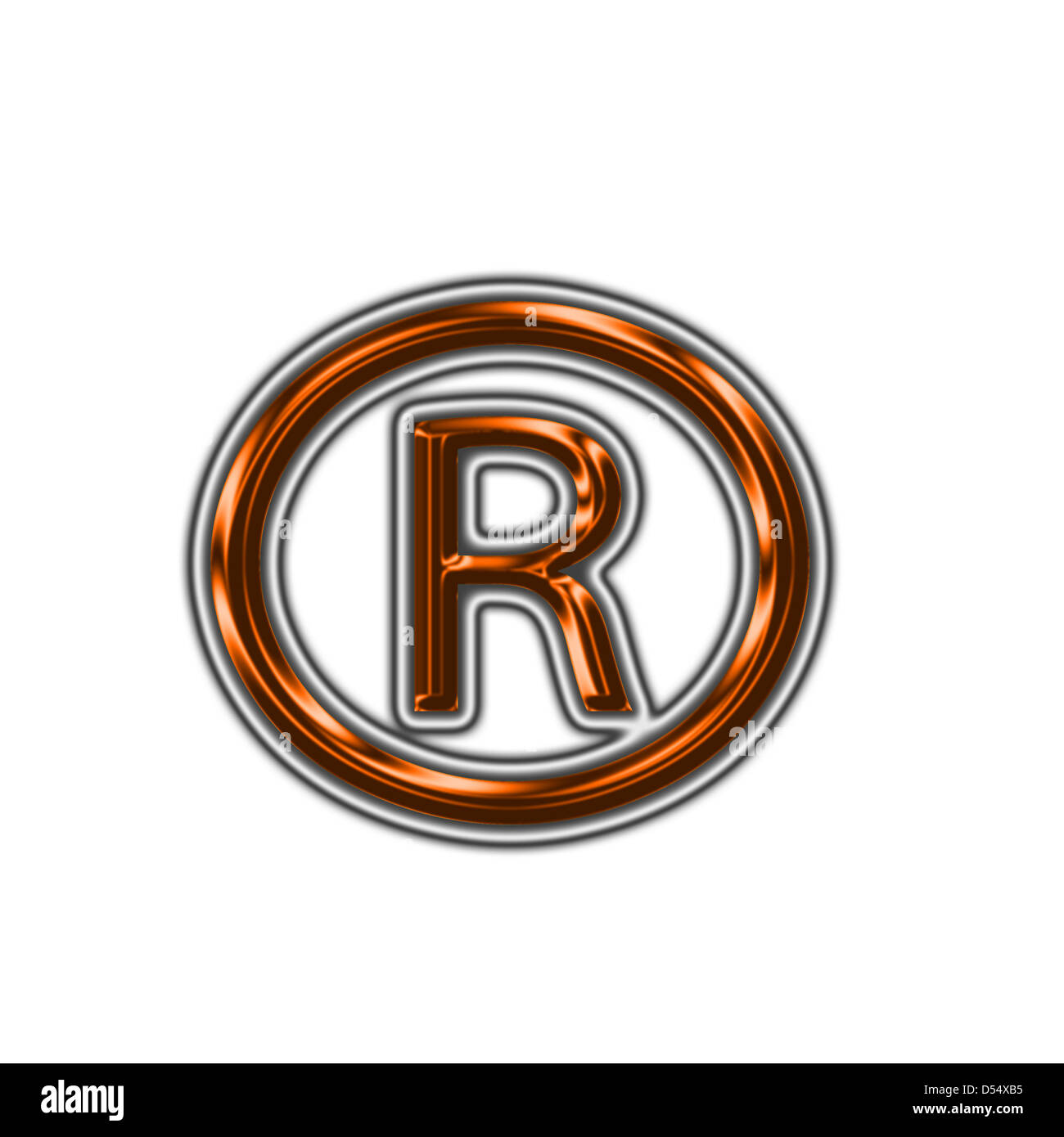 Registered Trademark Symbol Is Symbol To Provide Notice That The