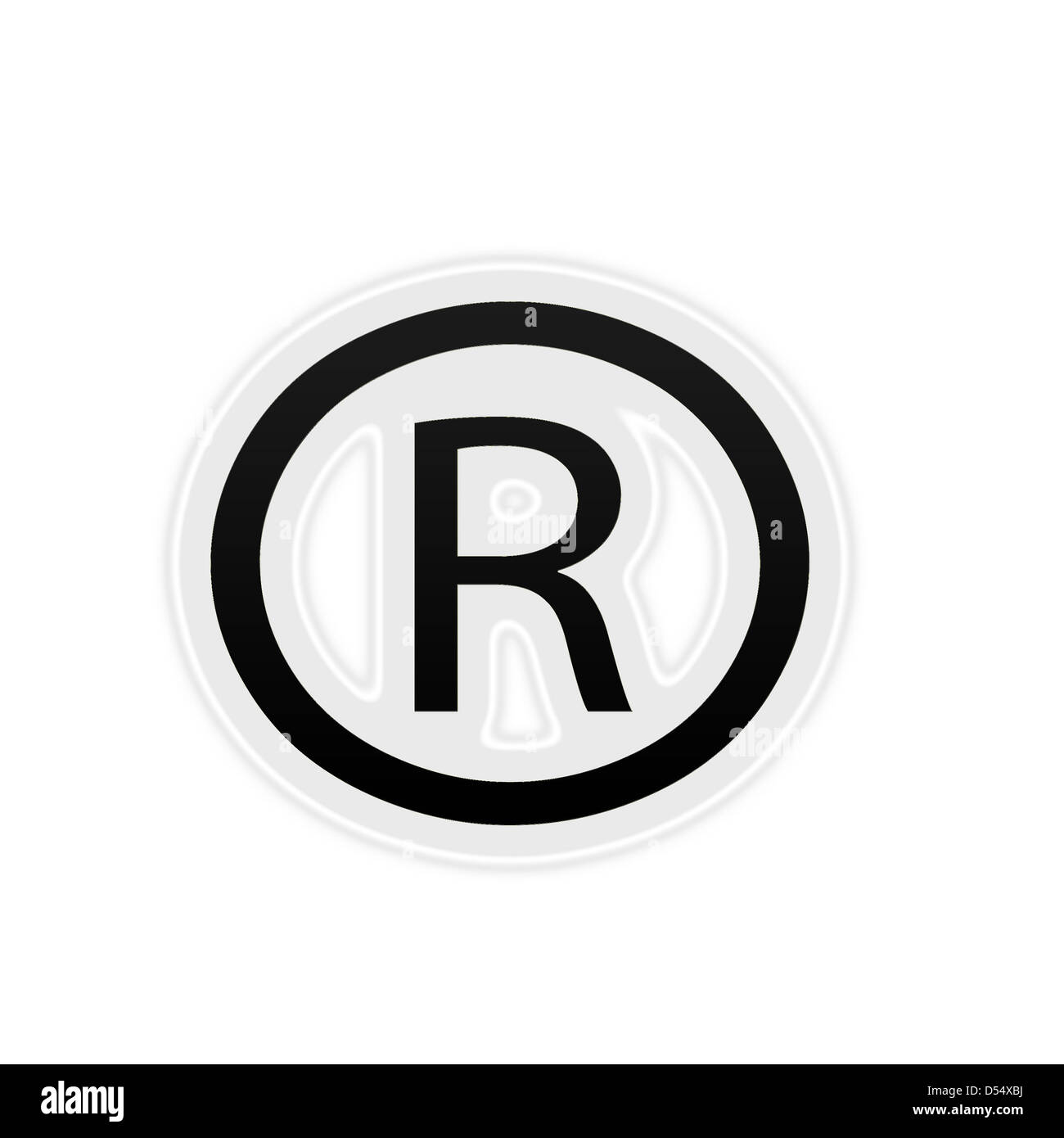 Registered Trademark Symbol Black And White Stock Photos Images