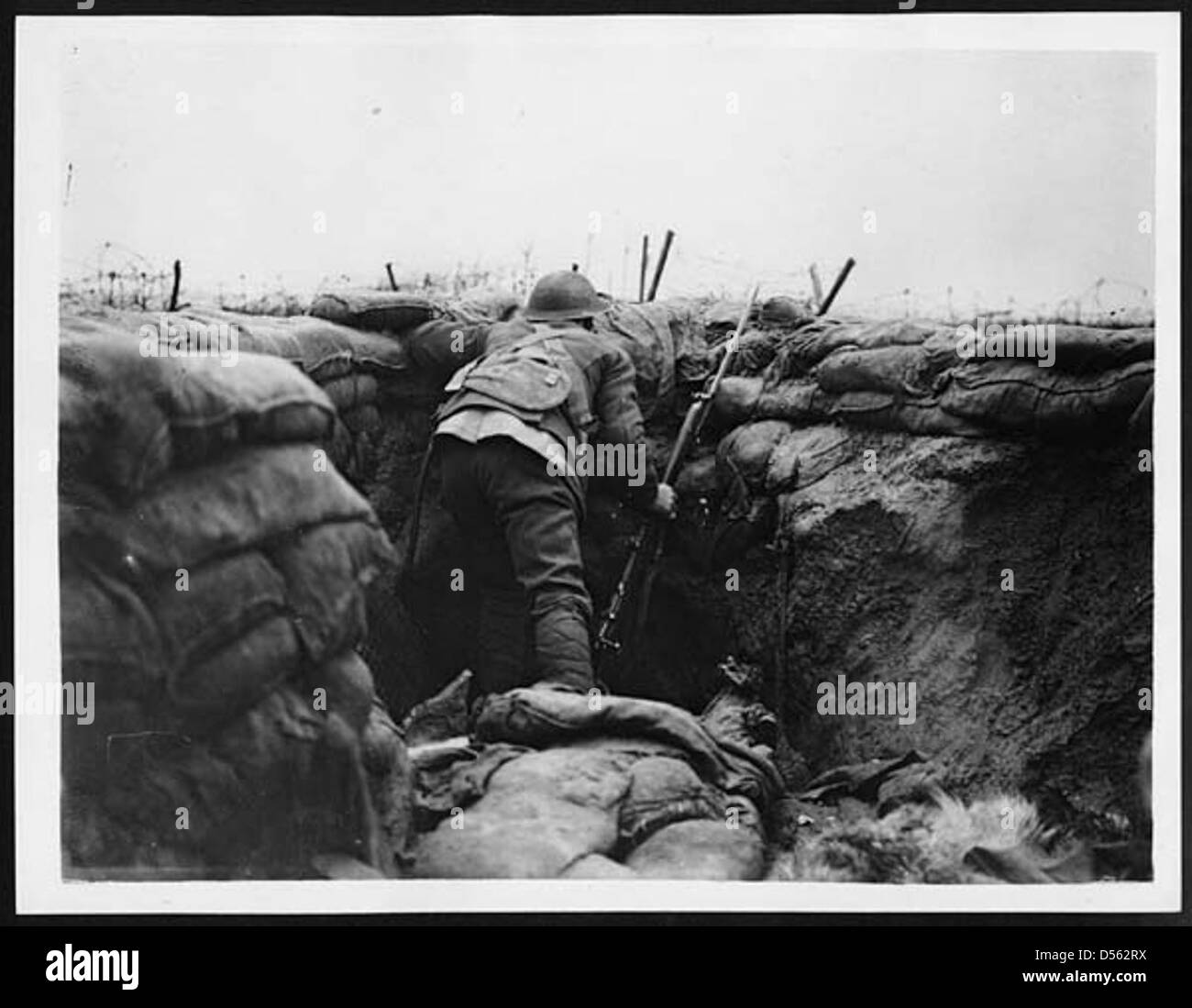 No Mans Land Black and White Stock Photos & Images - Alamy