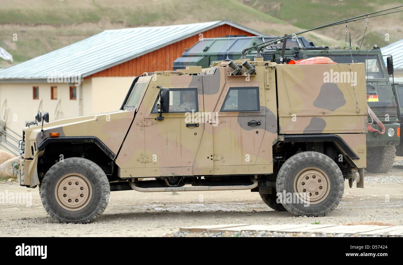 An Armoured Vehicle Type Eagle Iv Pictured In The Camp In Feisabad Stock Photo Alamy