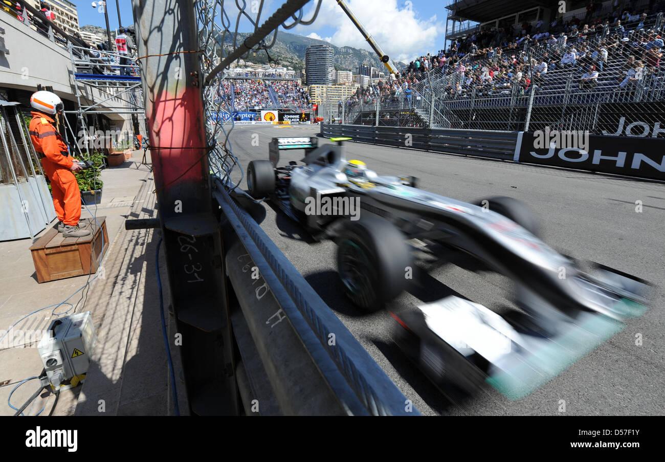 """Resultado de imagen de Monaco 2010 Circuit"""""""
