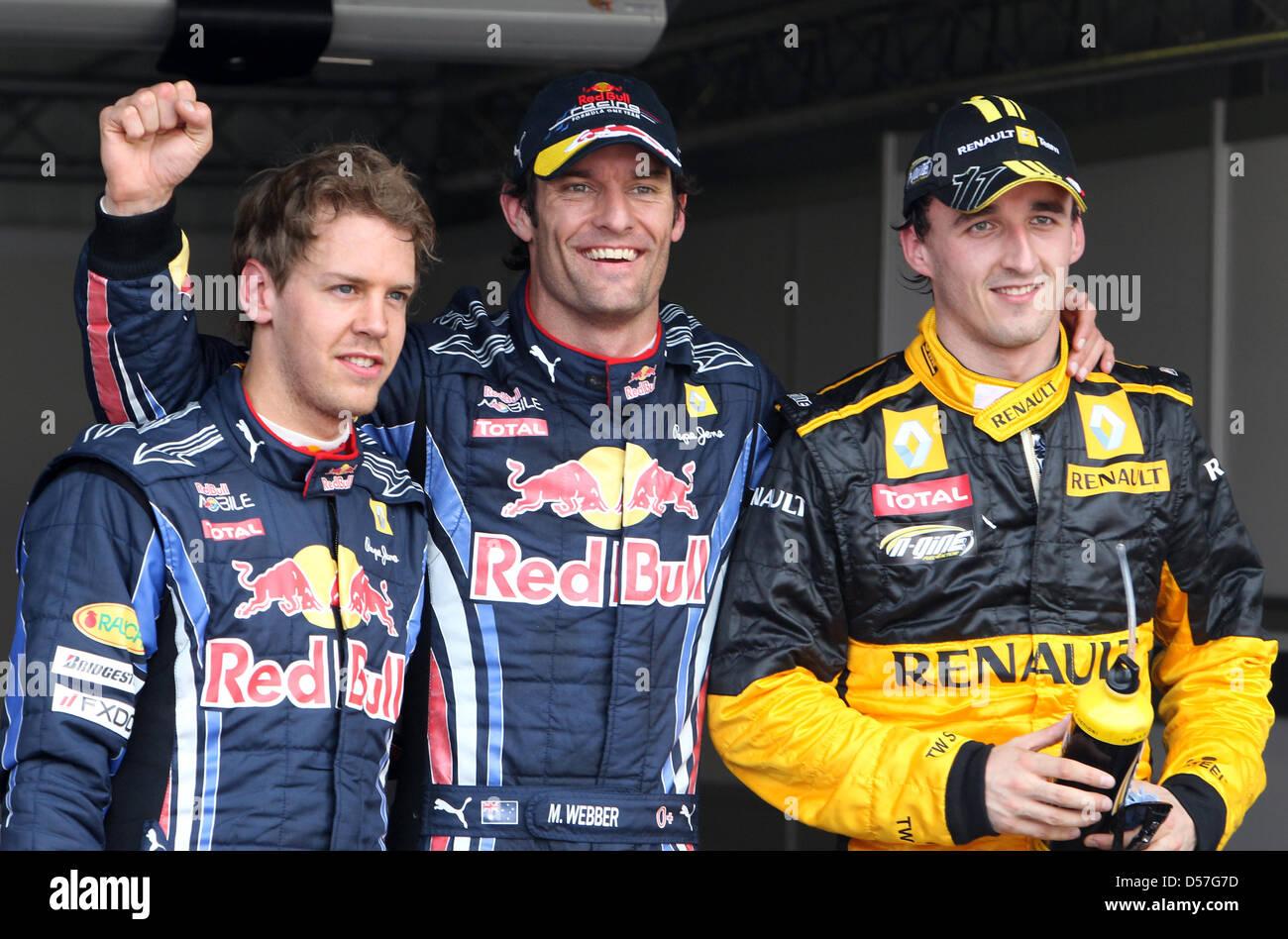 eb0de174364 Australian driver Mark Webber of Red Bull Racing (C)