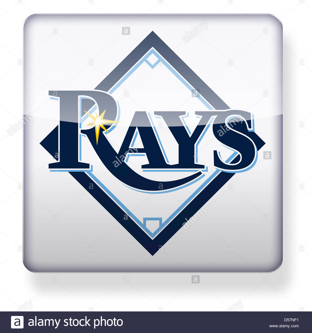tampa bay rays logo as an app icon clipping path included stock photo alamy https www alamy com stock photo tampa bay rays logo as an app icon clipping path included 54874933 html