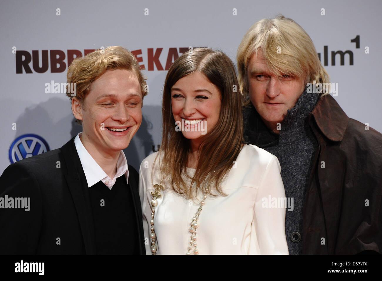 Matthias Schweighoefer And Alexandra Maria Lara And Detlev Buck The