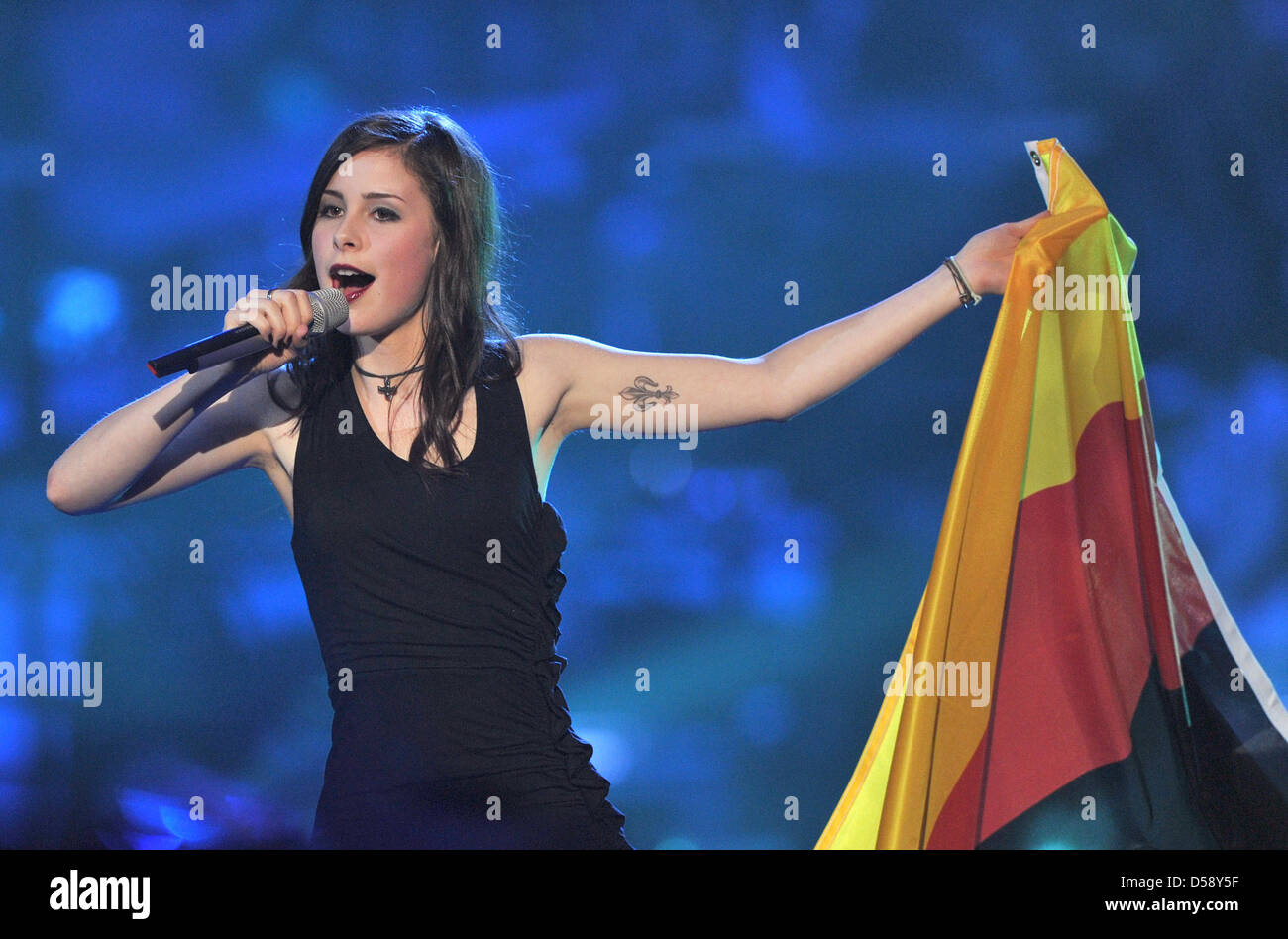 Lena Meyer Landrut High Resolution Stock Photography And Images Alamy