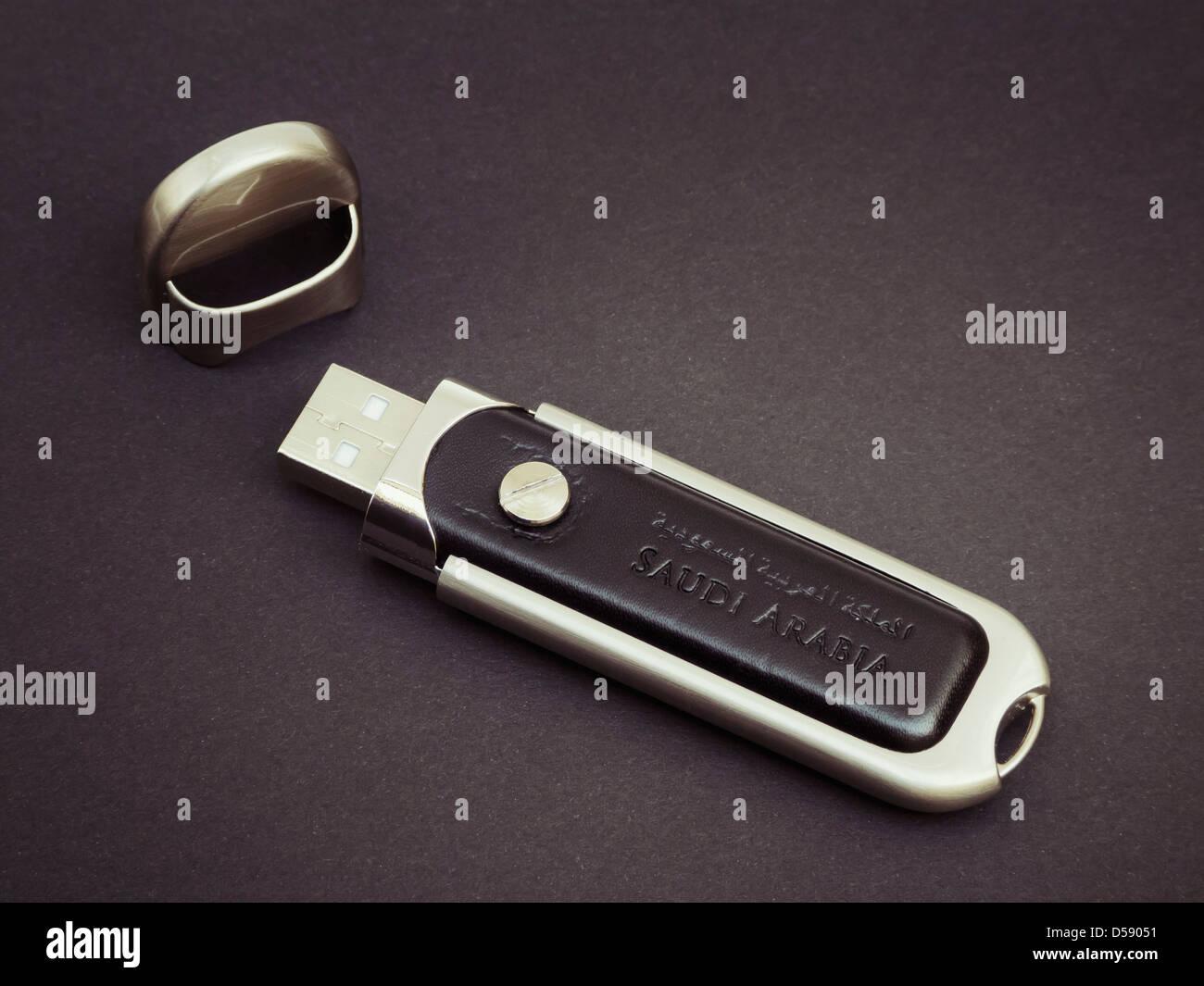 USB Drive - Stock Image