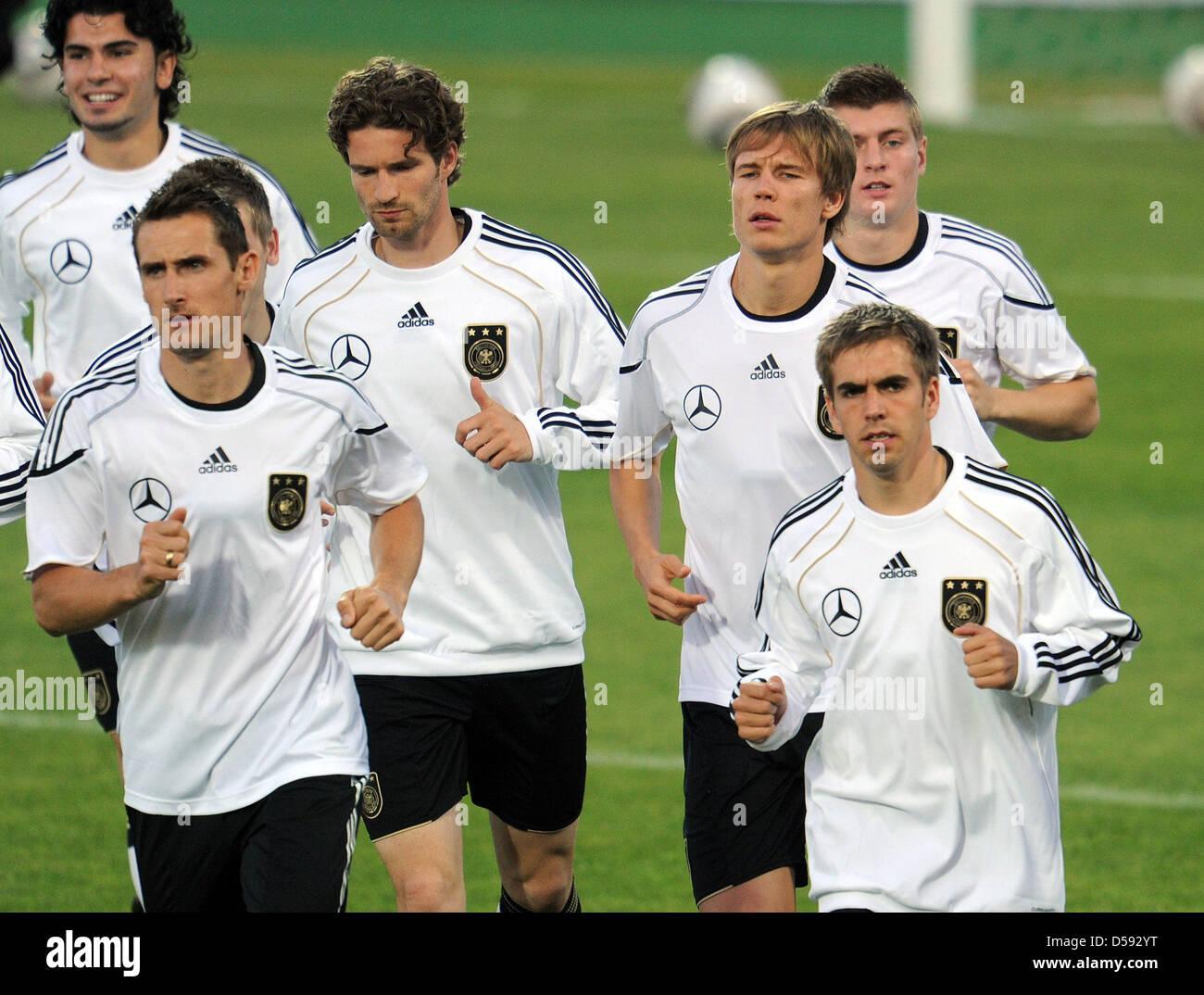 German Philipp Lahm Toni Kroos Stock Photos   German Philipp Lahm ... 72cfa4f455ab0