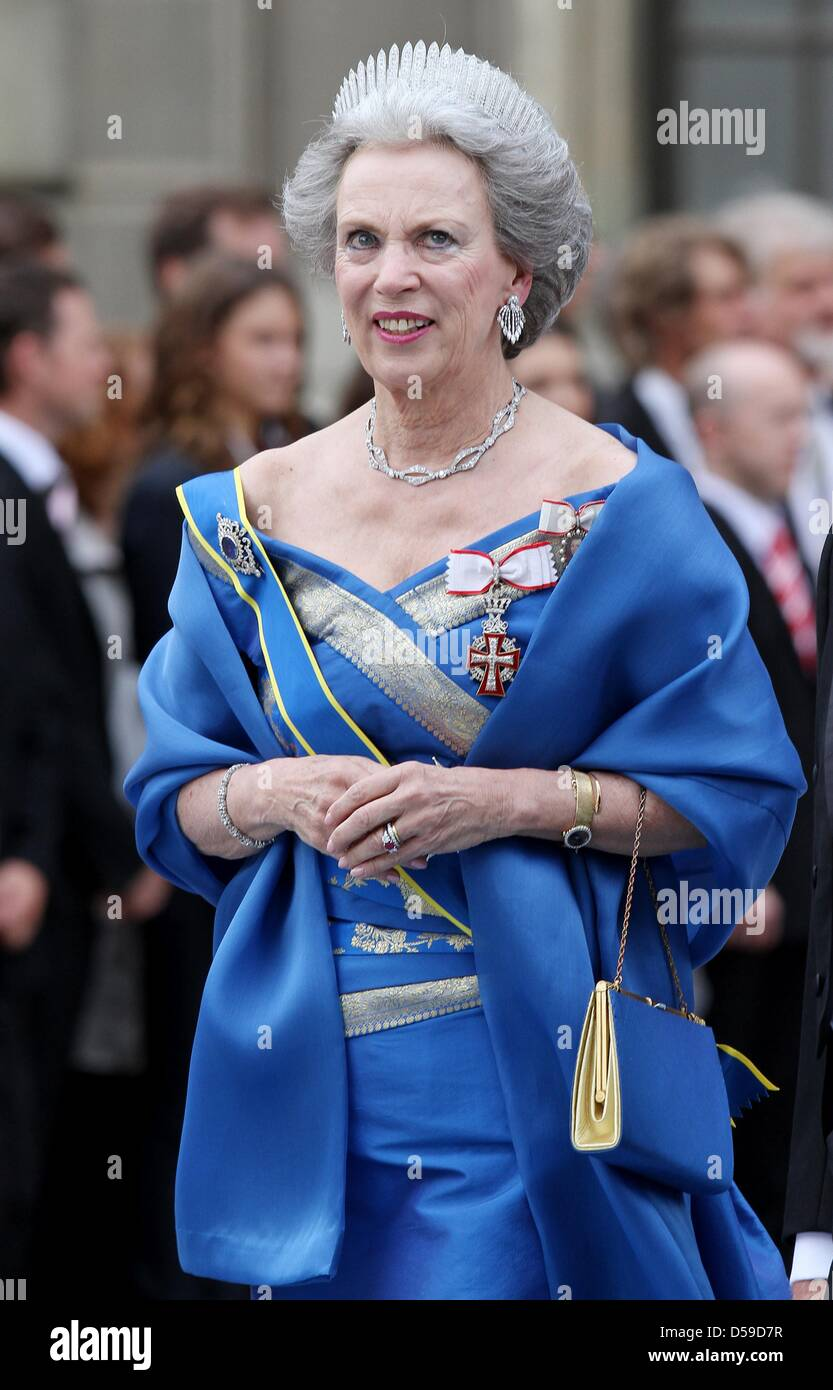 Princess Benedikte of Denmark