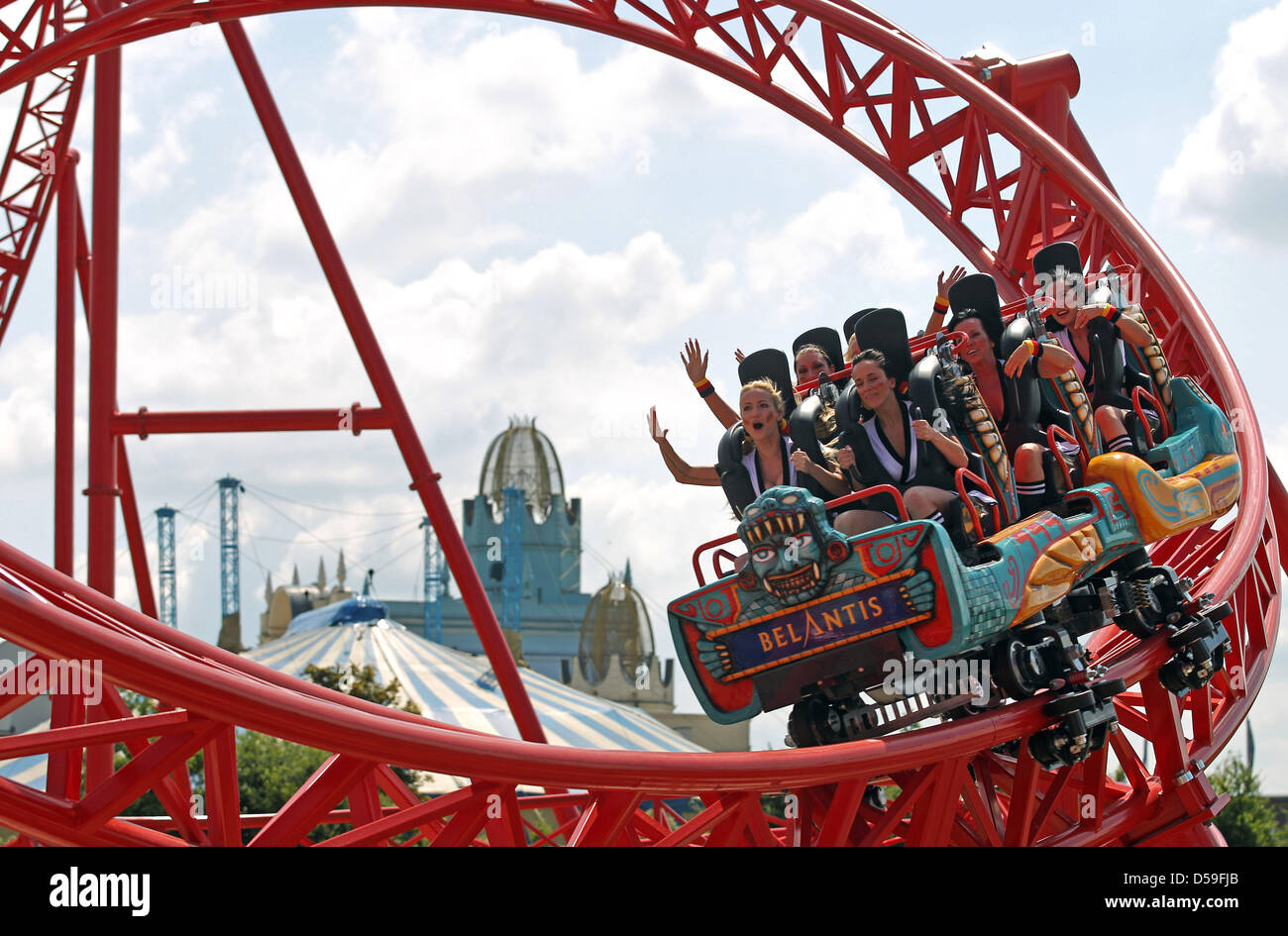 Watch How to Start an Amusement Park video