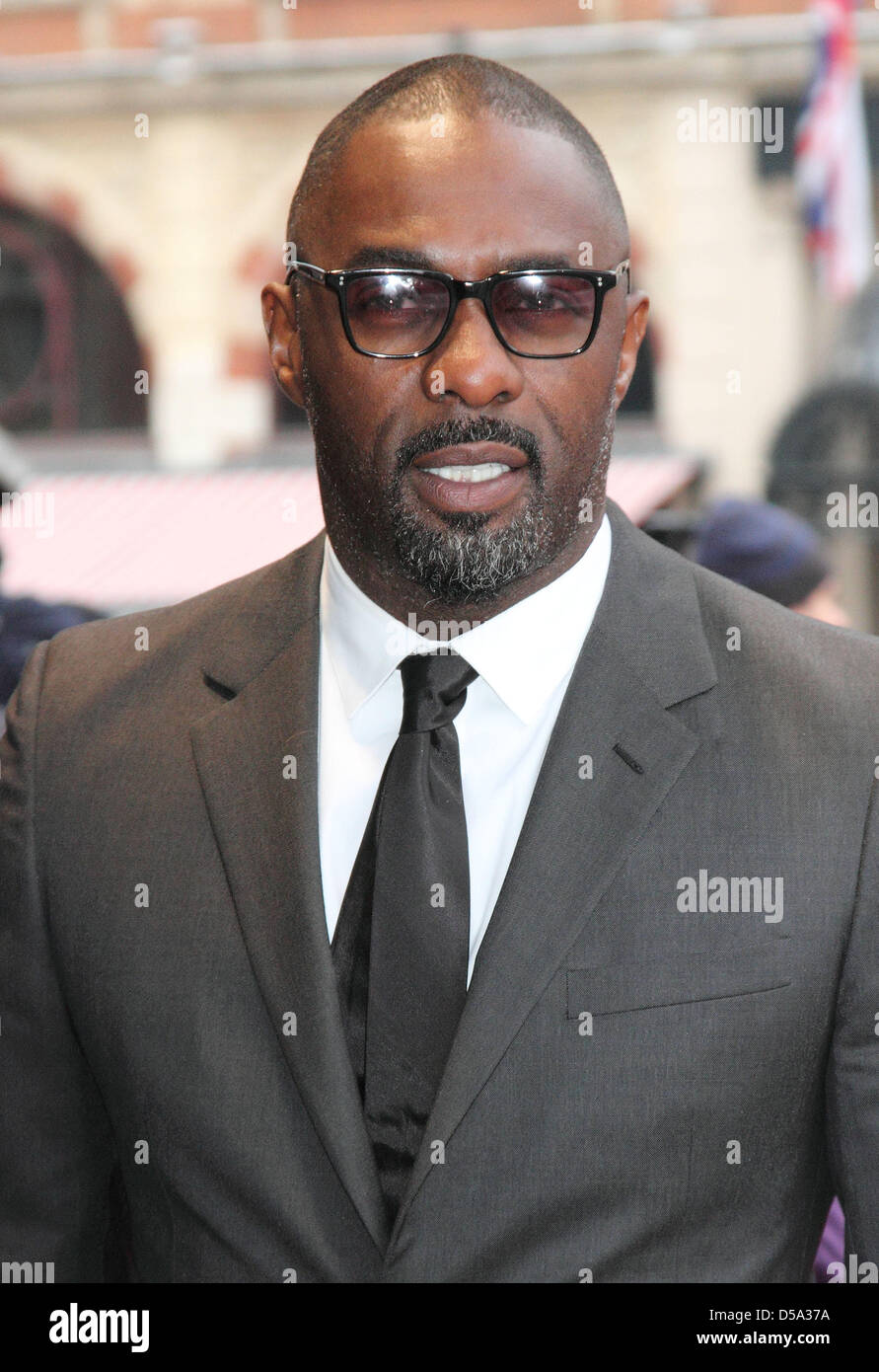 London, UK. 26th March 2013. Actor and star of \'The Wire\' US TV ...