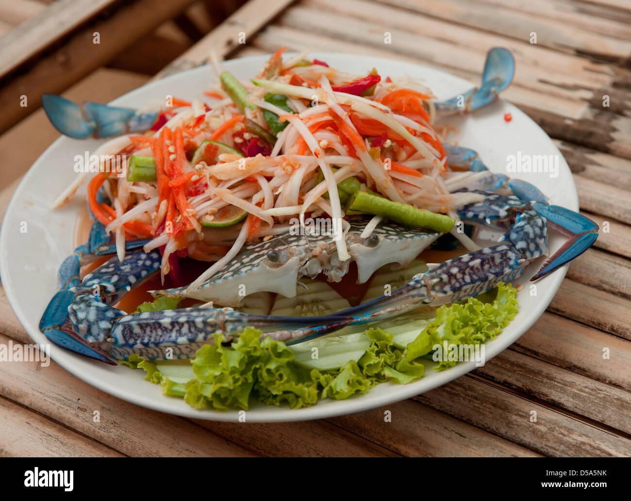 Thai Crab Salad Recipe