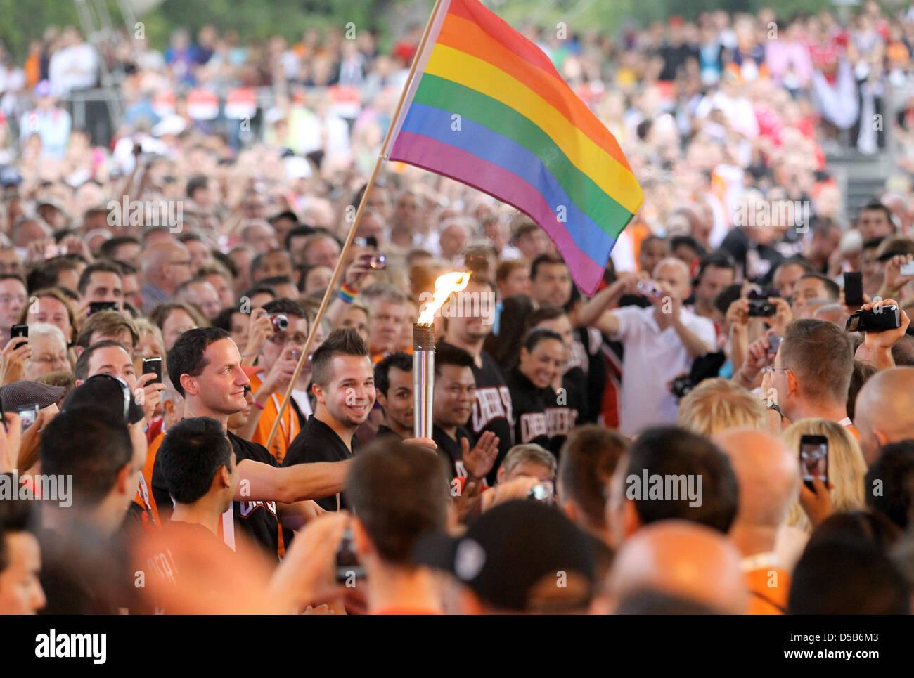 San fransisco gay pride parade