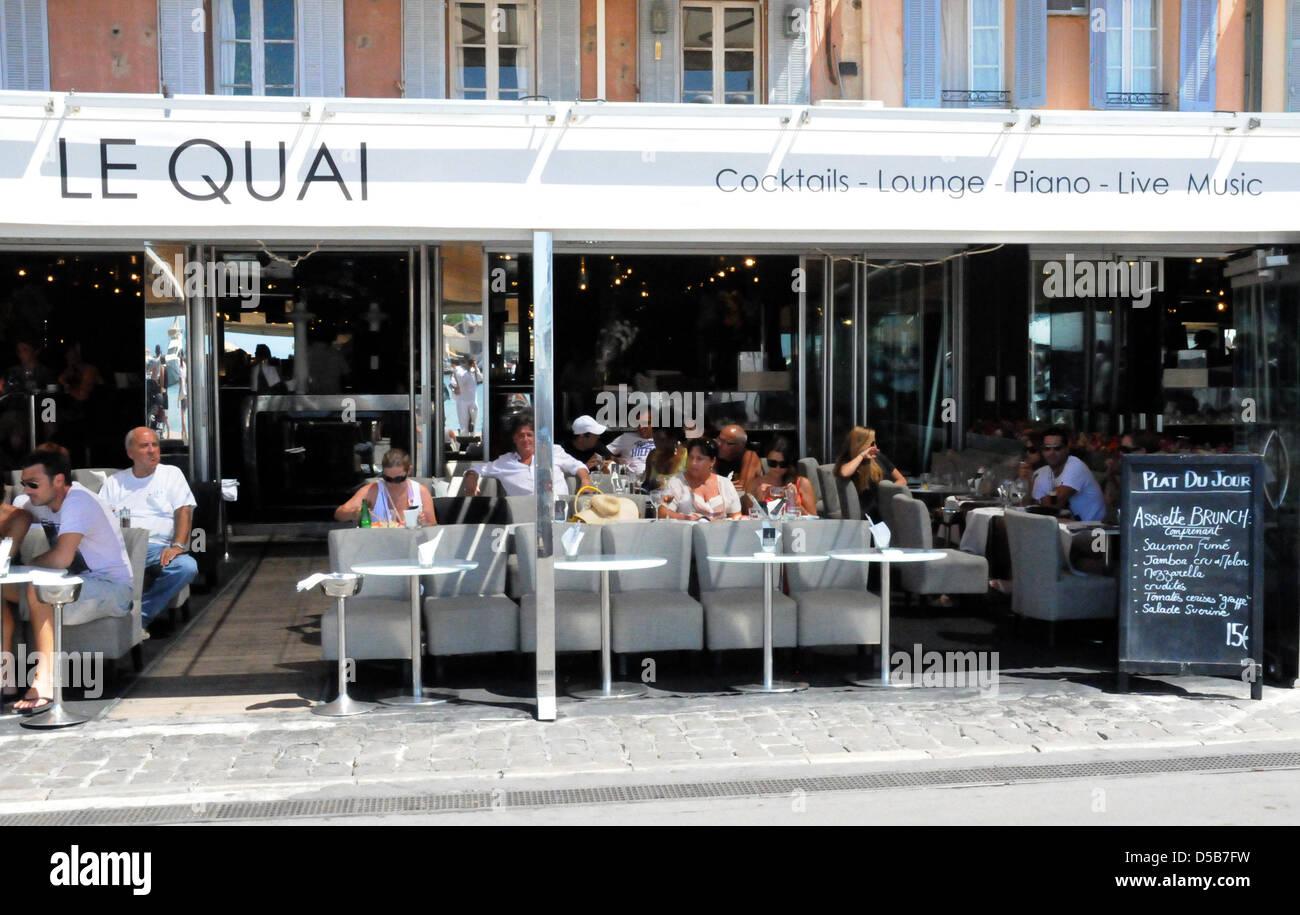 Restaurant Le Fleurie Lyon