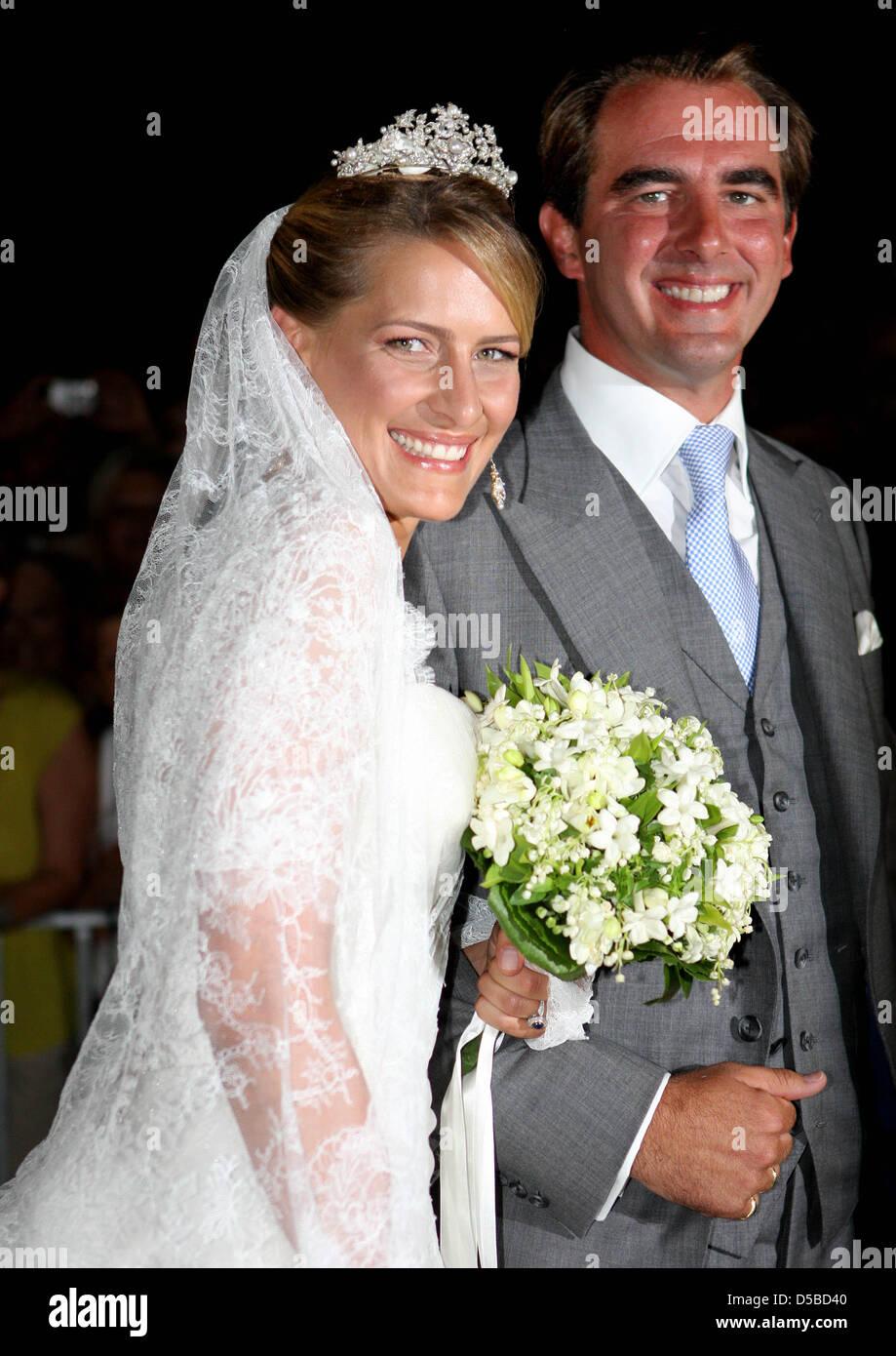 Prince nikolaos of greece wedding