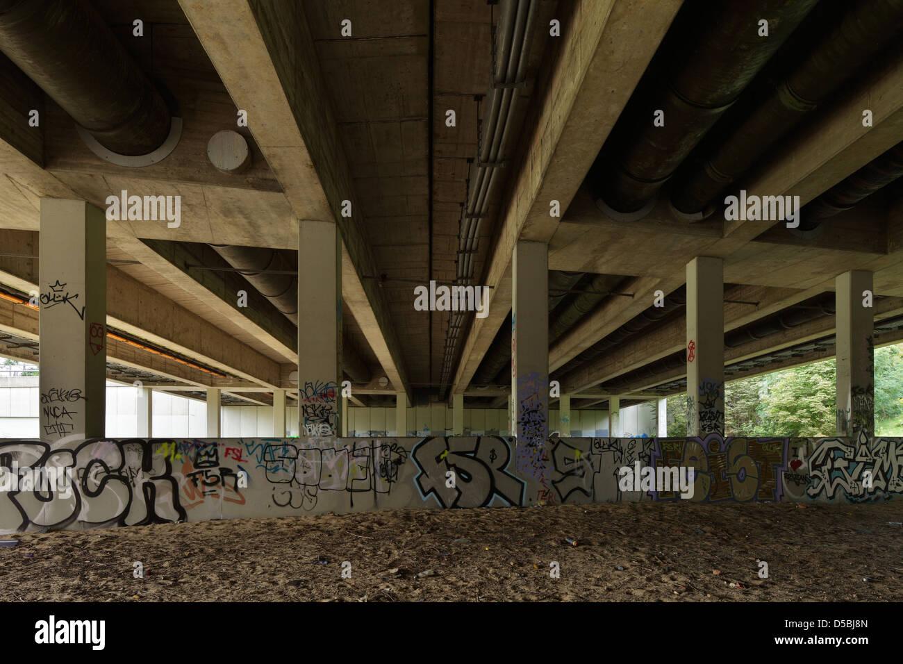 Inspirierend Sachsendamm 20 Ideen Von Berlin, Germany, Ed Urban Motorway On -
