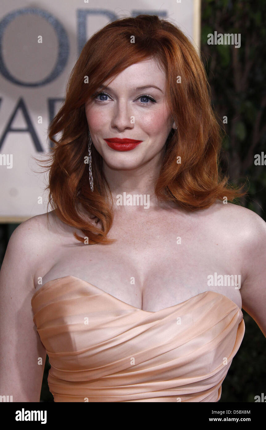 Christina Hendricks Nude Photos 23