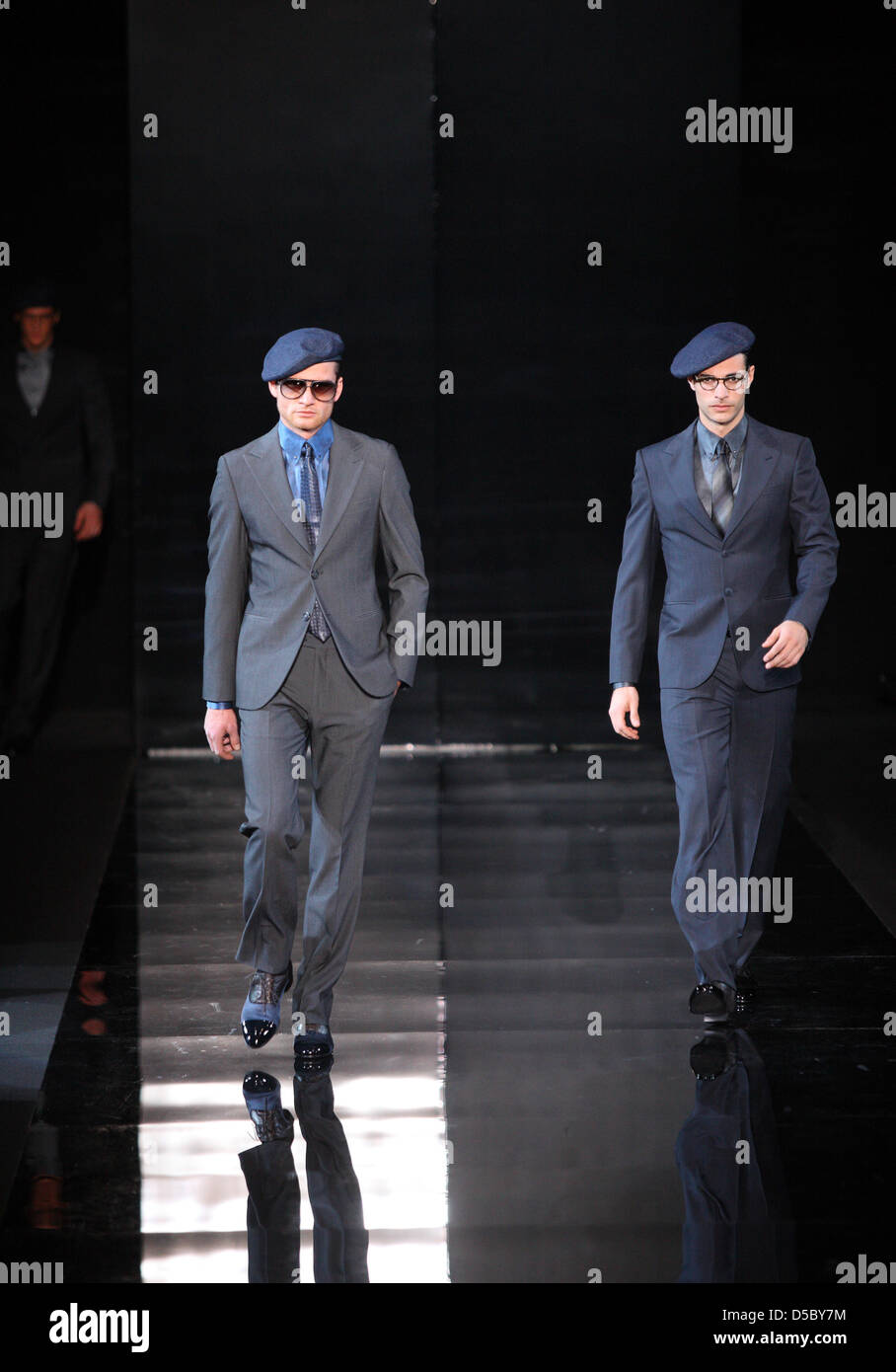 save up to 80% amazing selection cheap prices Models present creations by Giorgio Armani at the Milano ...