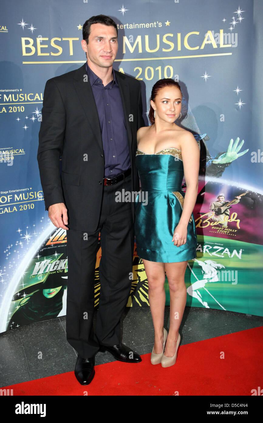 Klitschko Freundin