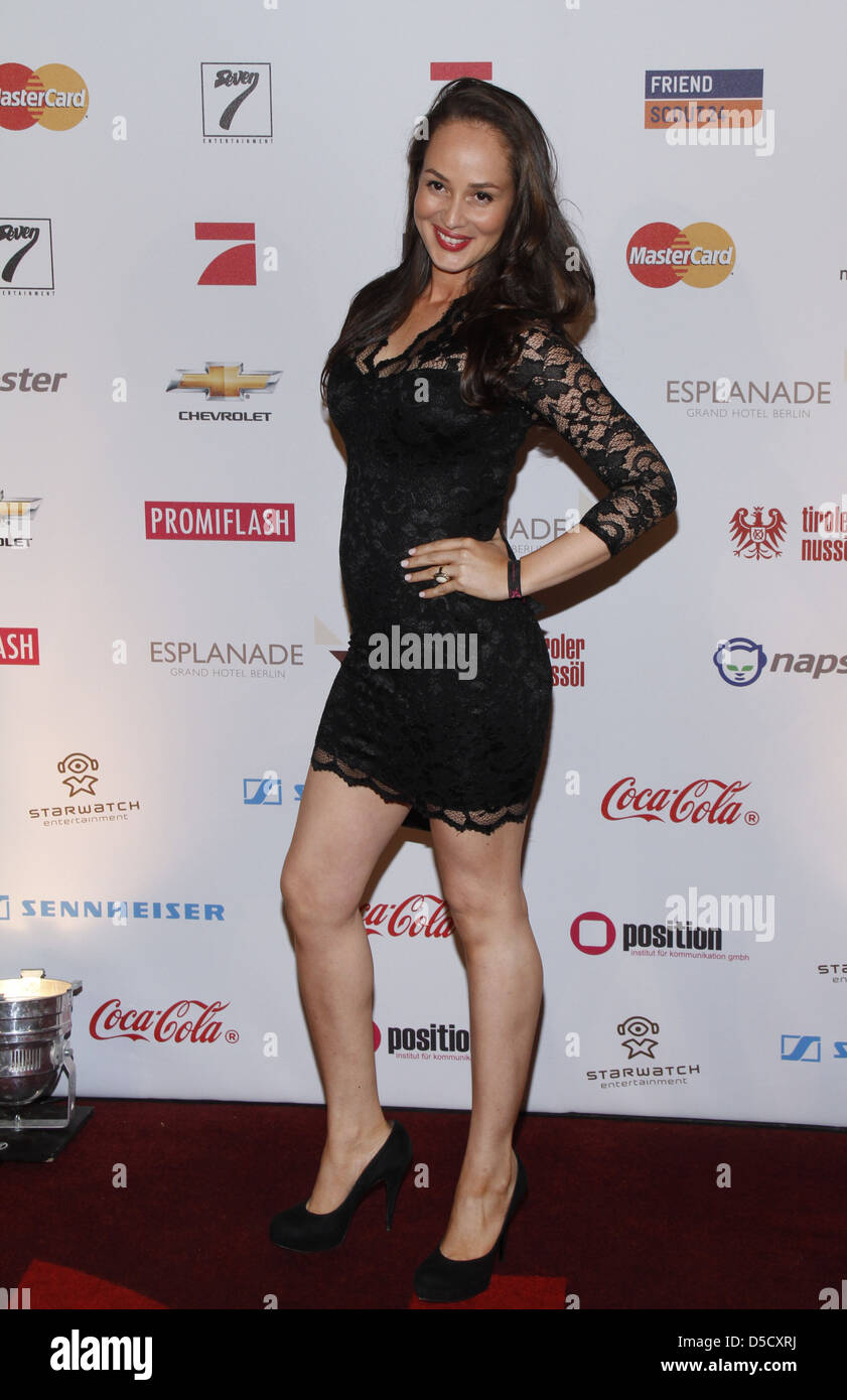 Heydi Nunez Gomez at the music meets media event at hotel