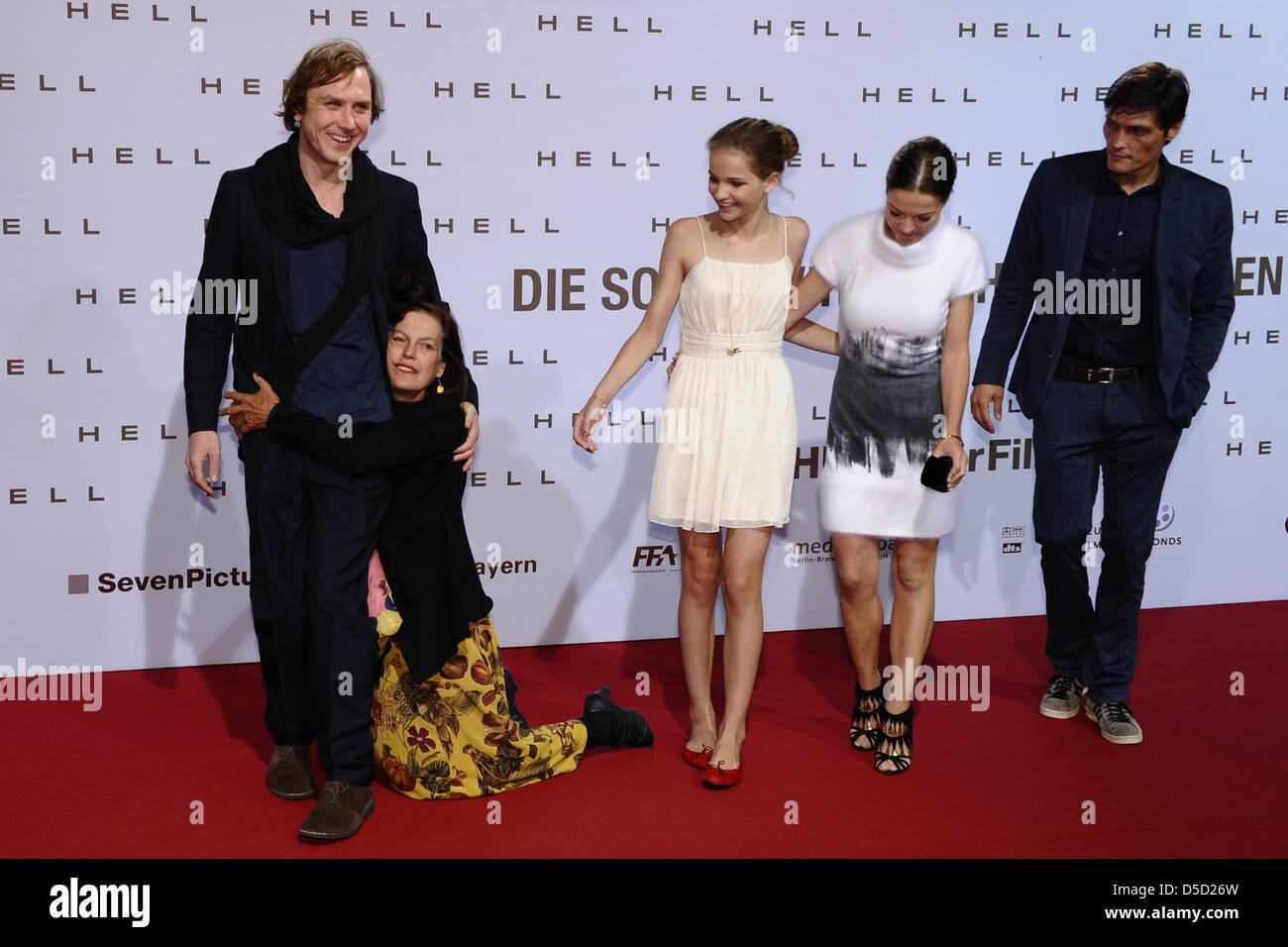 Lars Eidinger Familie