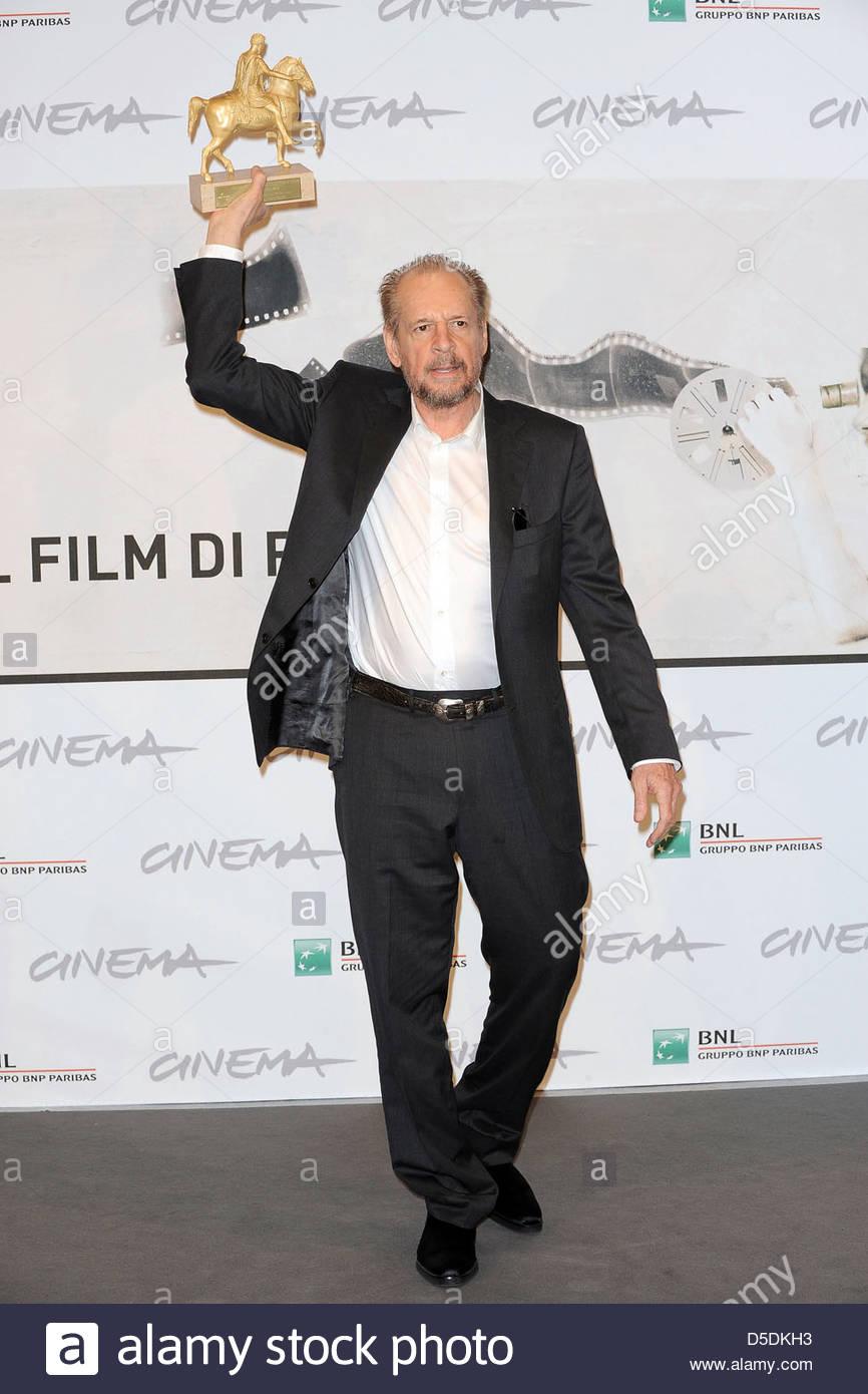 larry clark,international film festival of rome - Stock Image