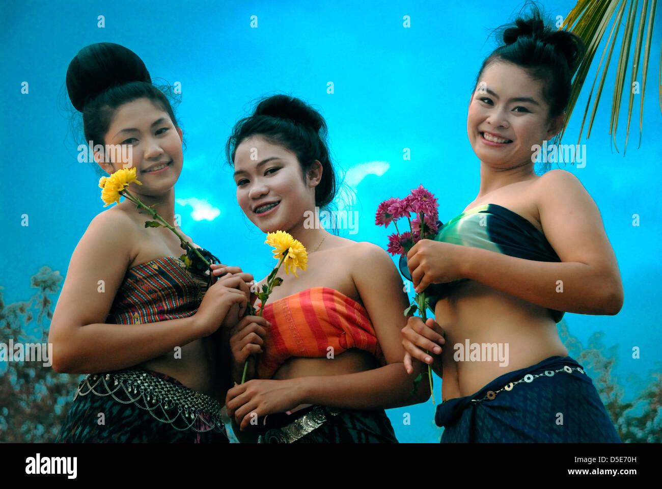 Party girls thai Inside Phuket