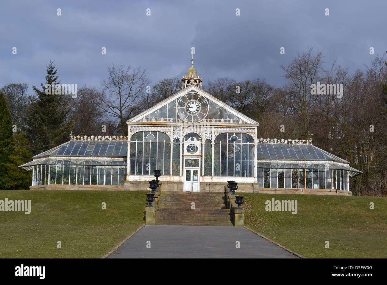 Victorian Building Conservatory Conservatories High Resolution Stock Photography And Images Alamy