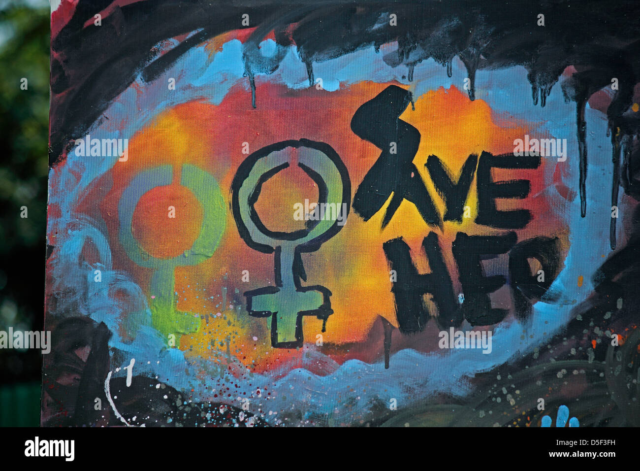 painting with concept save the girl child india stock photo rh alamy com save girl poster painting save girl child paintings