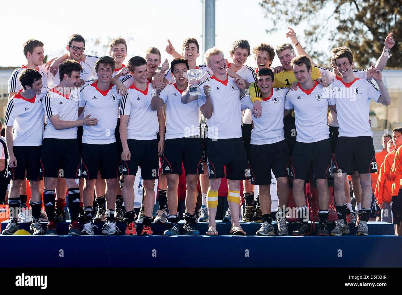 Valencia spain 1st april 2013 german players celebrate - German valencia ...